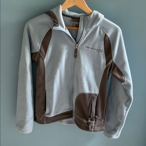 Free country fleece hoodie